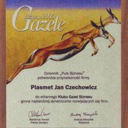 Gezelle business award